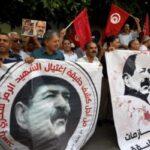 في ذكرى اغتيال بلعيد.. الأمن يغلق شارعين رئيسيين في تونس