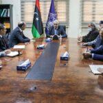 ترتيبات أمنية لإعادة افتتاح السفارة المصرية في ليبيا