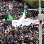الجزائر.. المظاهرات في قلب العاصمة للمرة الثانية خلال أسبوع