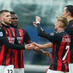 ميلان يقسو على كروتوني ويحافظ على صدارة الدوري الإيطالي