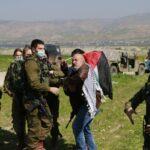 إصابات فلسطينية في مواجهات مع الاحتلال بالأغوار الشمالية