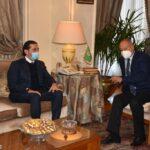 أبو الغيط يستقبل سعد الحريري.. ويؤكد: إنقاذ لبنان أولوية
