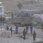 إسرائيل تستغل التدريبات العسكرية لتهجير الفلسطينيين في الضفة الغربية