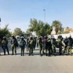 تشديدات أمنية أمام سفارة أنقرة في بغداد بعد الدعوة للتظاهر