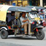 وسائل نقل السياح تقف ساكنة في تايلاند والسبب كورونا