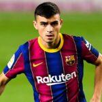 بيدري لاعب برشلونة يغيب عن الملاعب للإصابة