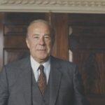 وفاة وزير الخارجية الأمريكي في عهد ريجان عن 100 عام