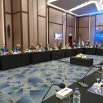 استمرار مباحثات المسار الدستوري الليبي في الغردقة