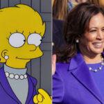كيف توقع مسلسل Simpsons وصول كامالا هاريس للحكم؟