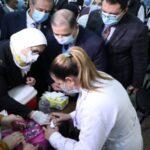 مصر.. إطلاق الحملة القومية للتطعيم ضد شلل الأطفال