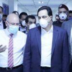 لبنان.. «دياب» يؤجل تلقيه لقاح كورونا لهذا السبب