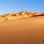 ألمانية عاشقة للتأمل تعيش في قلب الصحراء المصرية.. ما قصتها؟