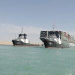 قناة السويس.. استمرار حركة الملاحة ومرور 281 سفينة اليوم