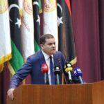 الدبيبة: التئام البرلمان الليبي يدعو للسعادة رغم تأجيل منح الثقة