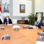 الرئيس المصري يوجه ببرنامج جديد للتمويل العقاري