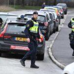 الشرطة السويدية تحقق في هجوم بسكين باعتباره جريمة إرهابية