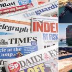 نافذة على الصحافة العالمية: من سيدفع مليارات الدولارت خسائر إغلاق قناة السويس؟