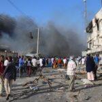 8 قتلى في هجوم بسيارة مفخخة قرب القصر الرئاسي بالصومال