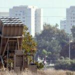 جيش الاحتلال يعلن نشر القبة الحديدية بأنحاء إسرائيل