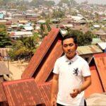 صحفي في ميانمار يبث على الهواء إطلاق الشرطة النار أثناء اعتقاله
