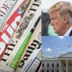 نافذة على الصحافة العالمية: وسائل الإعلام الأمريكية تفتقد ترامب بشدة
