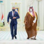 بيان مشترك: صندوق سعودي عراقي برأسمال 3 مليارات دولار