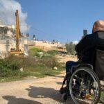 الاحتلال الإسرائيلي يهدم منزلا في بلدة