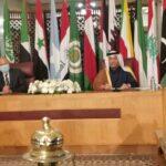 من القاهرة.. وزير الخارجية القطري يشيد بالعلاقات مع مصر