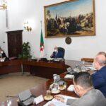 تفاصيل الاجتماع الوزاري للمصادقة على قانون الانتخابات في الجزائر