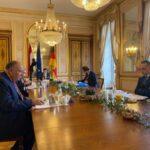وزيرا خارجية مصر وألمانيا يتبادلان الرؤى حول القضية الفلسطينية