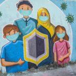 فلسطين: 17 حالة وفاة و2231 إصابة بكورونا