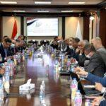 وزير الري المصري يستعرض تطورات سد النهضة بمقر «الأعلى للإعلام»
