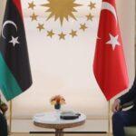 المنفي يؤكد الالتزام بتحقيق المصالحة الوطنية وإجراء الانتخابات الليبية