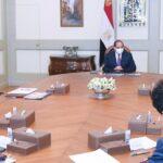 مصر تبدأ مشروع «الدلتا الجديدة» بمساحة مليون فدان