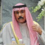أمير الكويت يعزي الرئيس المصري في ضحايا حادث قطاري سوهاج