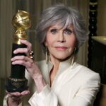 جين فوندا تحصل على جائزة جولدن جلوب عن مجمل أعمالها