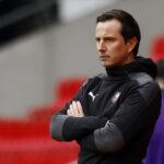 استقالة ستيفان مدرب رين الفرنسي بسبب سوء النتائج