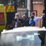 نقل الأمير فيليب زوج ملكة بريطانيا إلى مستشفى آخر لإجراء فحوص على القلب