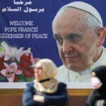 بابا الفاتيكان يتبرع بسيارة لامبورجيني لمساعدة مسيحيي العراق