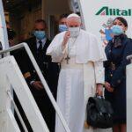 فحص معدات الطواقم الإعلامية ضمن خطة تأمين الزيارة البابوية للعراق