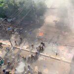 احتجاجات جديدة في ميانمار وسط انقسام بمجلس الأمن