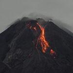 انفجار هائل لبركان في إيطاليا
