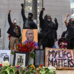 مفوضة حقوق الإنسان ترحب بحكم الإدانة في قضية مقتل جورج فلويد