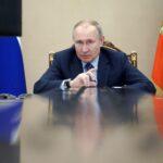 بوتين: مستعد لاستقبال الرئيس الأوكراني في موسكو