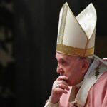 البابا: حرب سوريا أخطر الكوارث الإنسانية في هذا العصر
