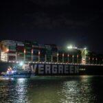 مراسلنا: لا صحة لعودة السفينة إيفر جيفن إلى الجنوح