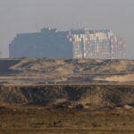 مراسلنا: انفراجة متوقعة في قضية السفينة الجانحة «إيفرجيفين»
