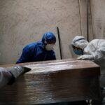 وفيات كورونا في المكسيك تتجاوز 230 ألف