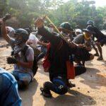 جماعة متمردة في ميانمار تسقط هليكوبتر عسكرية