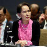 أونج سان سو تشي تؤكد أن حزبها سيبقى طالما الناس باقون